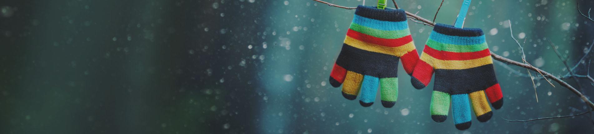 Kinderfleece und Wollbekleidung